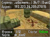 Сервер .:uGamers:. | 24/7 | Dust2 | - ultimategamers.net!!