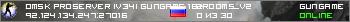 Omsk ProServer |v34| GunGame 18+