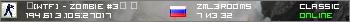 [WTF RUS/UKR] - Zombie #3ツ