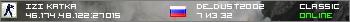Сервер CSDM.TOP FFA CLASSIC [HS ONLY]