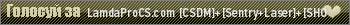 LamdaProCS.com [CSDM]+[Sentry+Laser]+[SHOP]